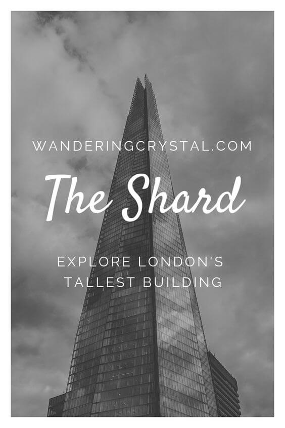 Visiting London's Tallest Building - The Shard