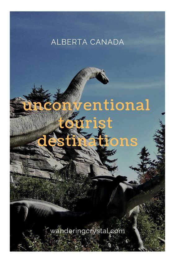 Unusual Tourist Destinations in Alberta Canada