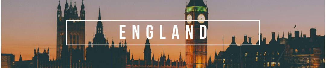 England Blog Posts - Londons skyline at dusk