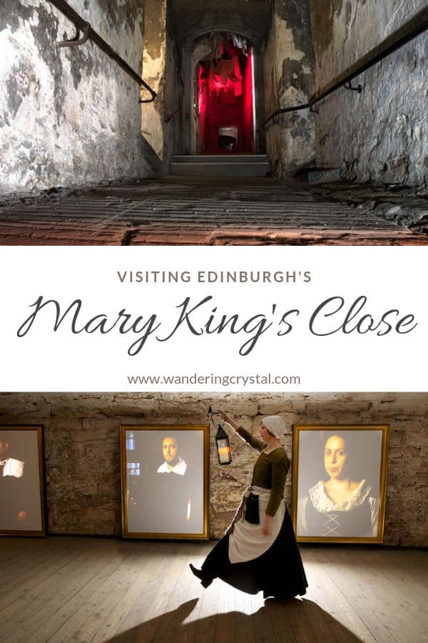 Discovering the Truth Behind Mary King's Close