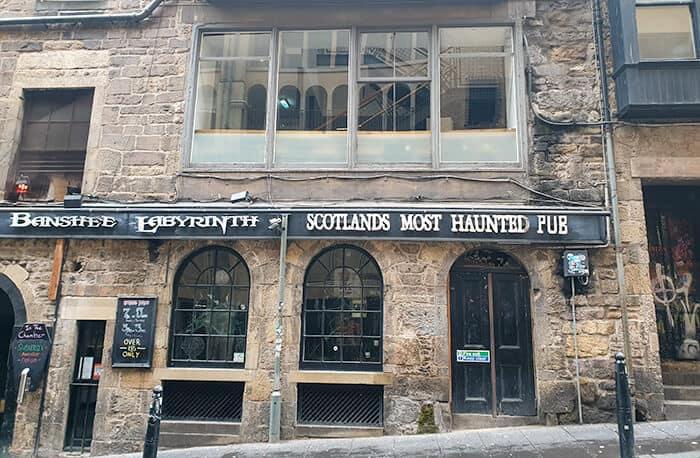 Banshee Labyrinth Pub - Scotlands Most Haunted Pub