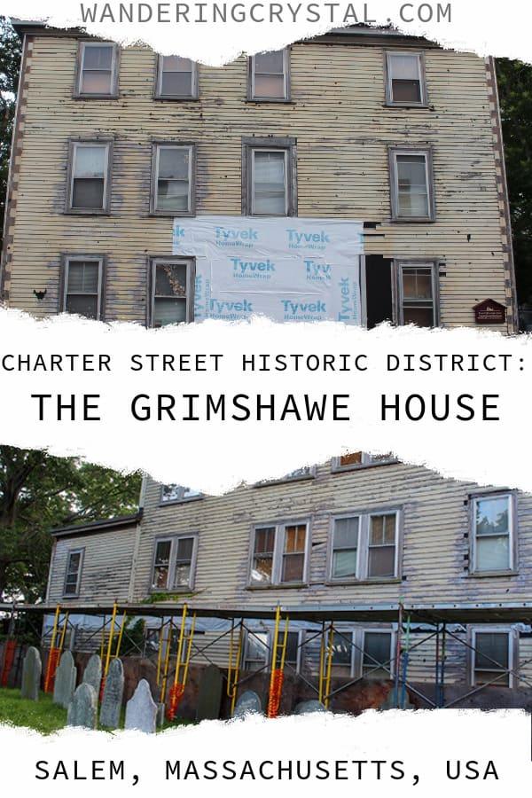The Grimshaw-Peabody House in Salem Massachusetts #salem #massachusetts #abandoned #urbex #USA