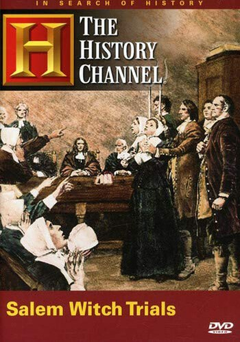 The History Channel - Salem Witch Trials DVD