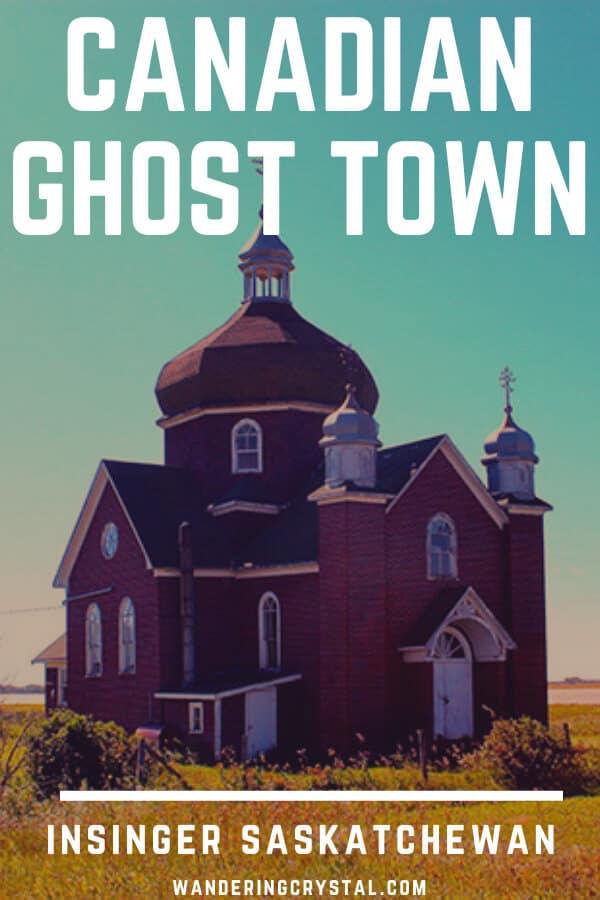 Saskatchewan Ghost Towns - Insinger #saskatchewan #ghosttown #abandon #canada