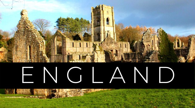 England Destinations