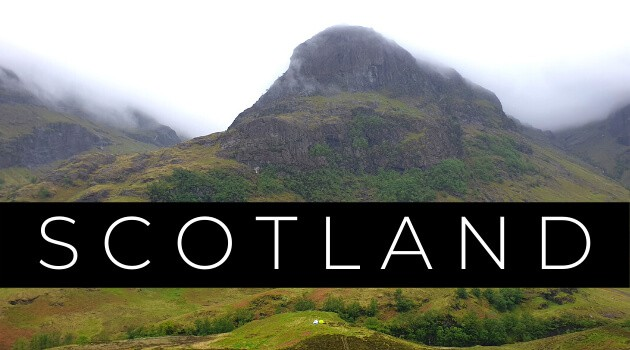 Scotland Destinations