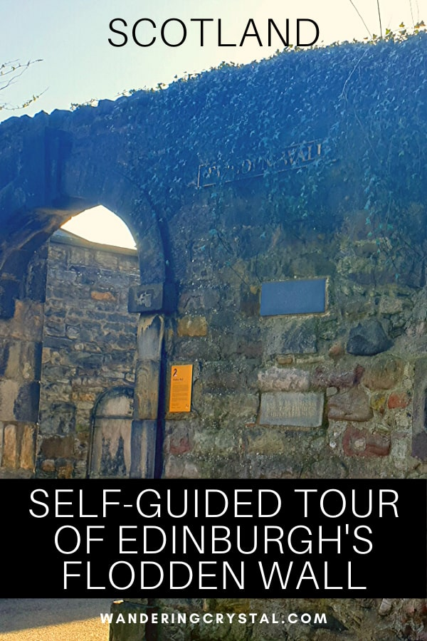 Take a Self-Guided Tour of Edinburgh's Defence Walls