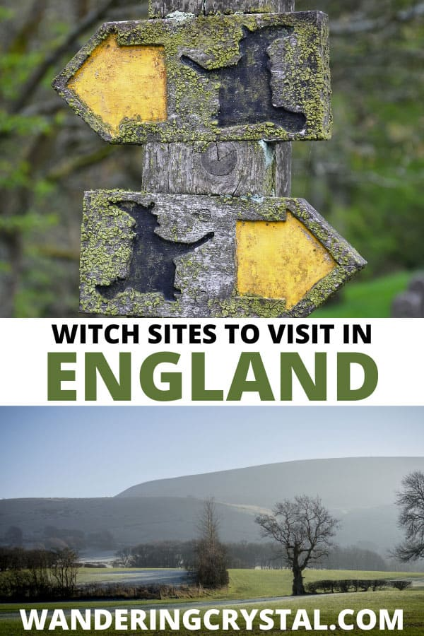 Witch Sites to Visit in England