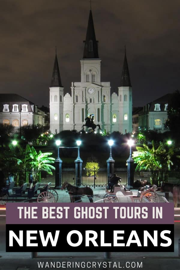 The Best Ghost Tours in New Orleans