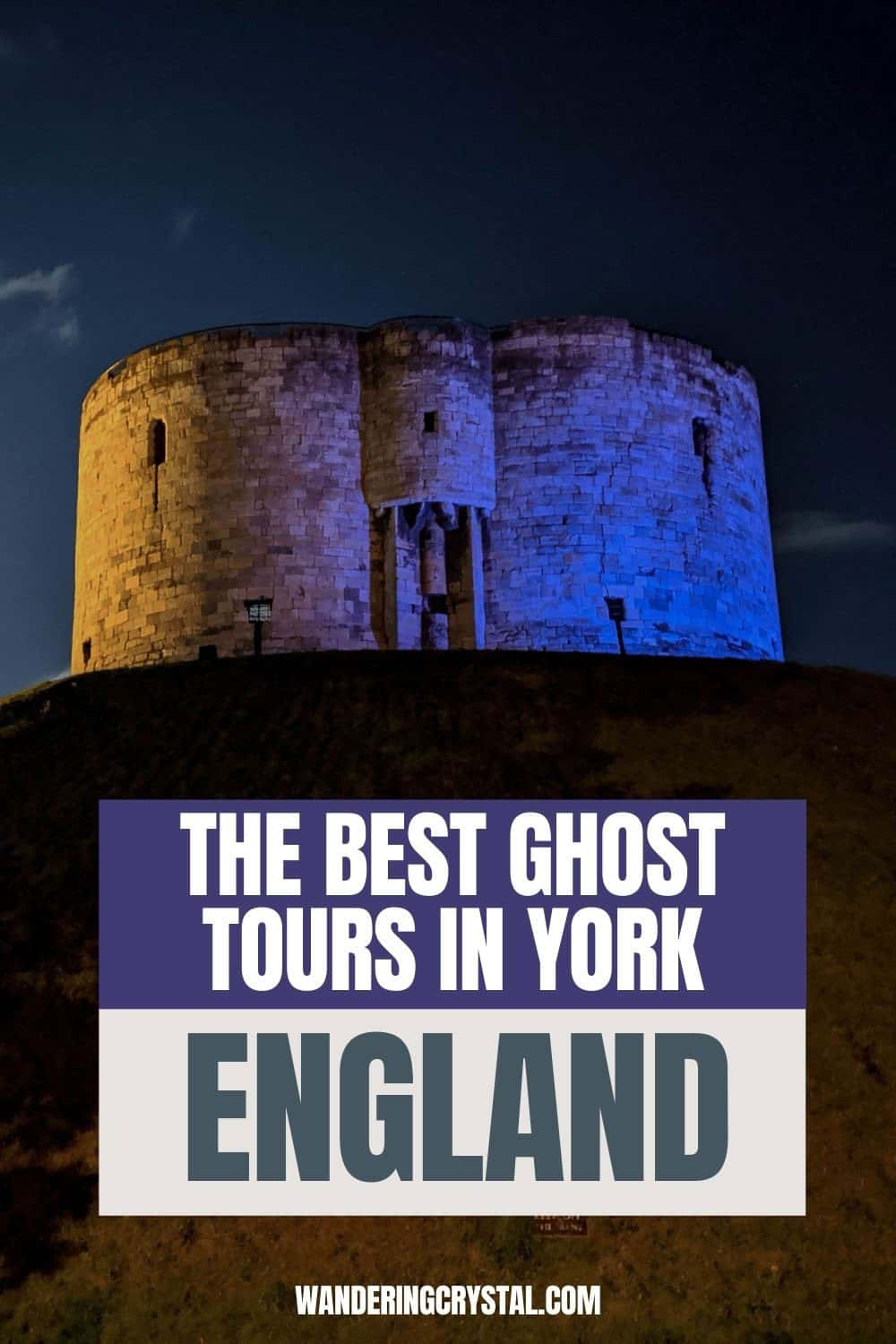 The Best Ghost Tours in York England