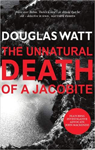 The unnatural Death of a Jacobite Cover