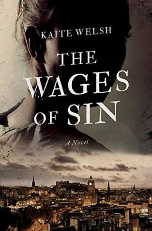The Wages of Sin Cover for Books Set in Scotland