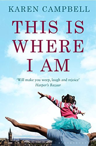 This is Where I am book cover
