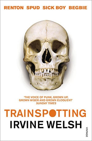 Trainspotting Book Cover
