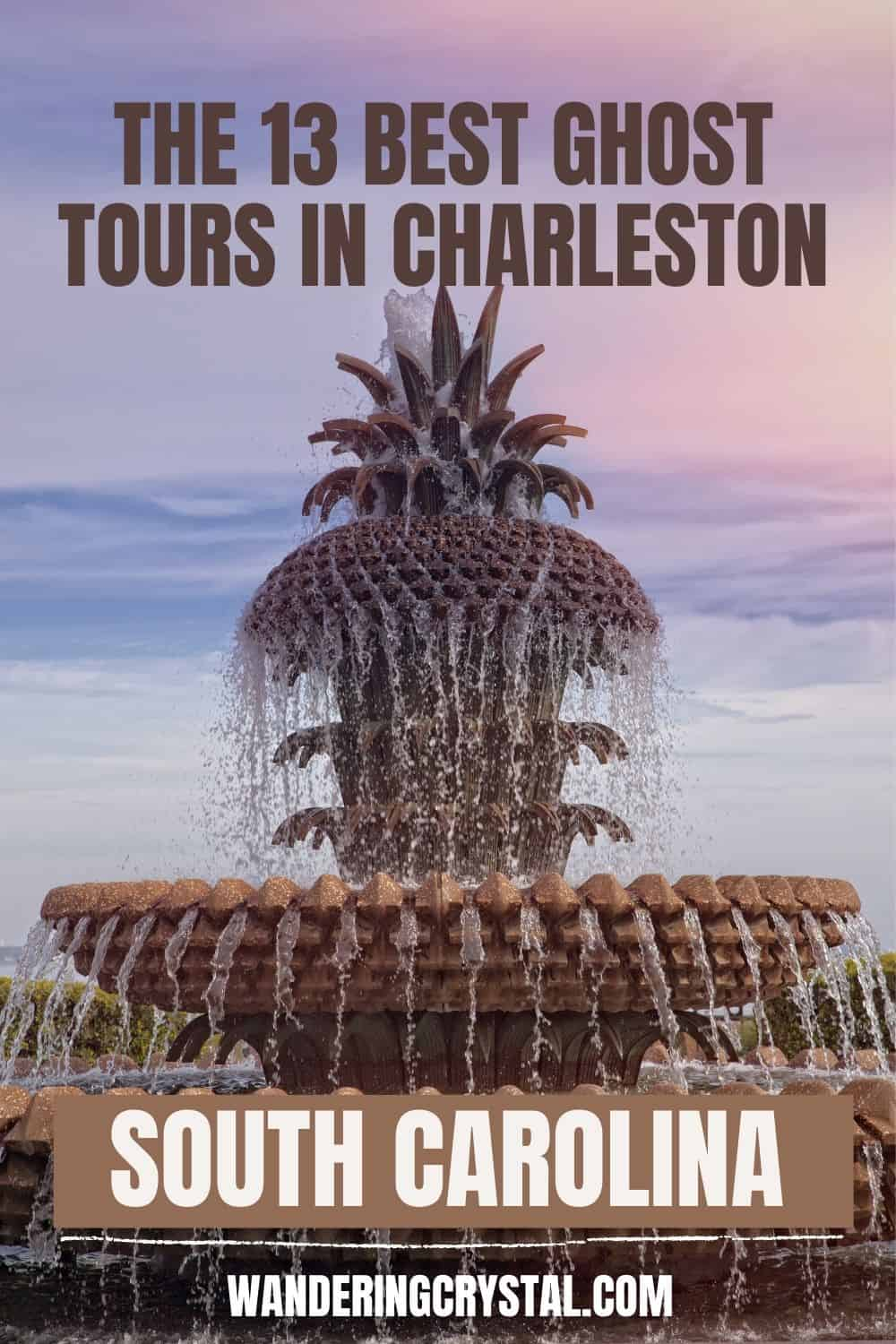 The Best Ghost Tours in Charleston SC