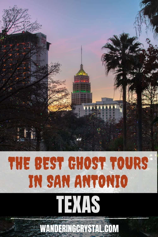 The Best Ghost Tours in San Antonio TX