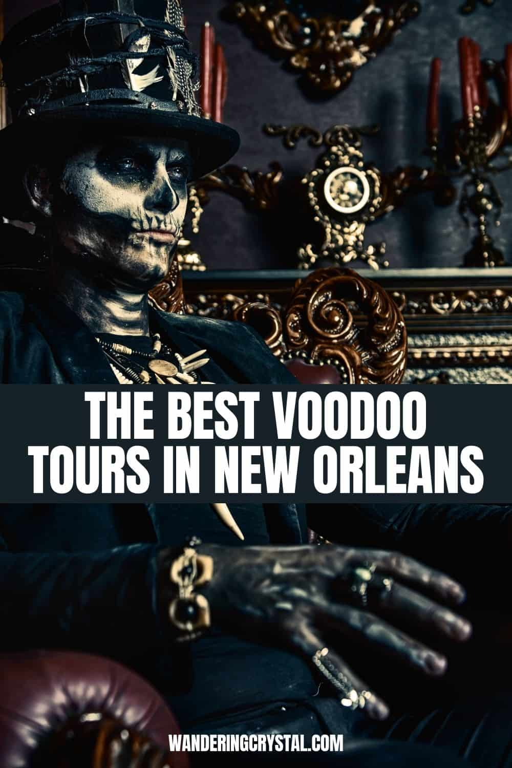 The Best Voodoo Tours in New Orleans New Orleans Voodoo Tour